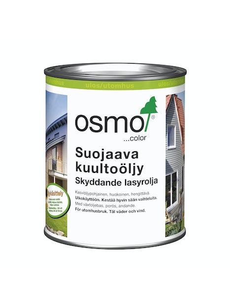 OSMO COLOR SUOJAAVA KUULTOÖLJY 707 PÄHKINÄ 0,75L