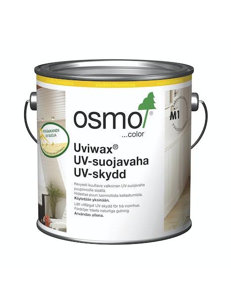 OSMO COLOR UVIWAX 2,5L UV-SUOJAVAHA 7256 VALKOKUULTO
