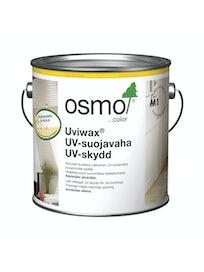 OSMO COLOR UVIWAX 2,5L UV-SUOJAVAHA 7266 VALKOINEN KUUSI