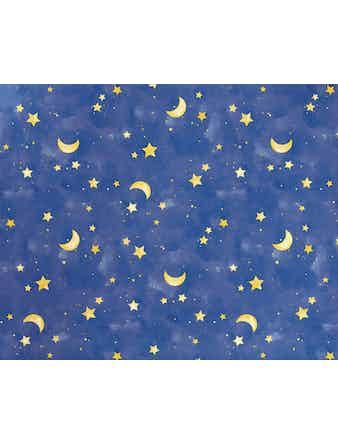Пленка самоклеящаяся D-C-FIX 3460453 звезды-месяц 0,45х2м