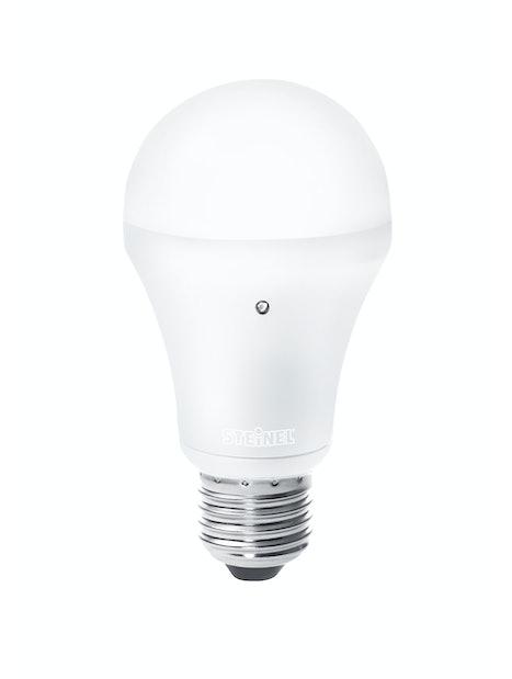 LED-LAMPPU STEINEL 8,5W HÄMÄRÄKYTKIMELLÄ