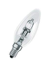 Лампа галогеновая Osram, свеча, 230 В, E14 х 30 Вт