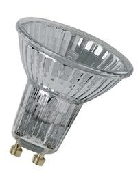 Лампа галогеновая Osram, 230 В, GU10 х 20 Вт