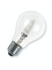 Лампа галогеновая Osram, прозрачная, 230 В, E27 х 57 Вт