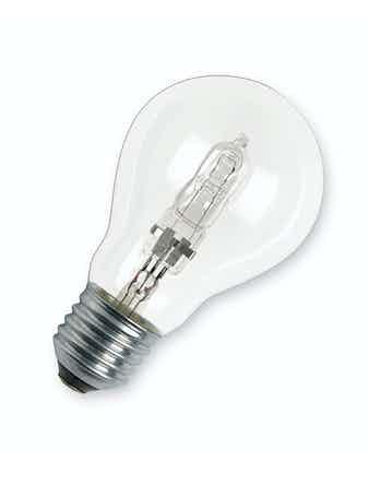Лампа гал.OSRAM станд.E27,77W,230V,проз