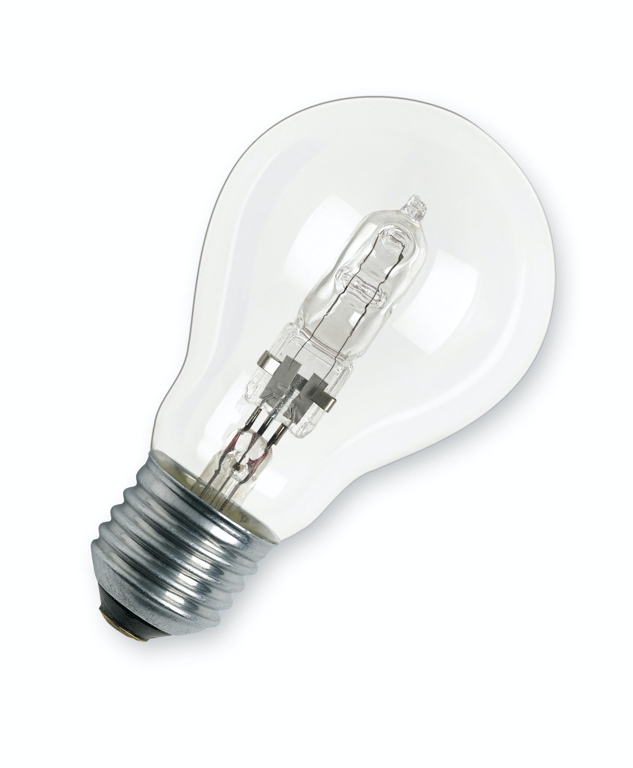 Halogenlampa Osram E27 116W Dimbar