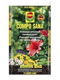 Почвогрунт Compo Sana, универсальный, 5 л