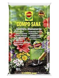 Почвогрунт Compo Sana, универсальный, 10 л