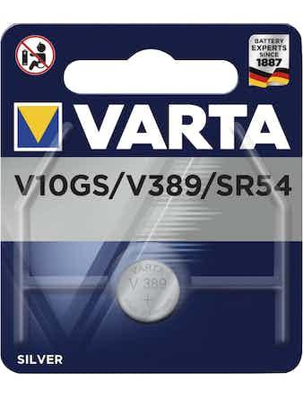 BATTERI ELEKTR. VARTA, SR54 / V10GS