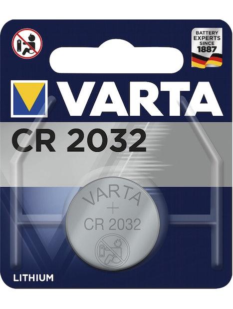 LITIUMNAPPIPARISTO VARTA CR 2032