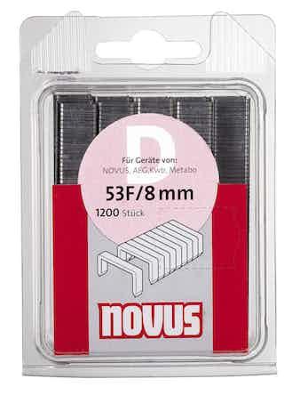 Скобы NOVUS 53F/6 1200 шт