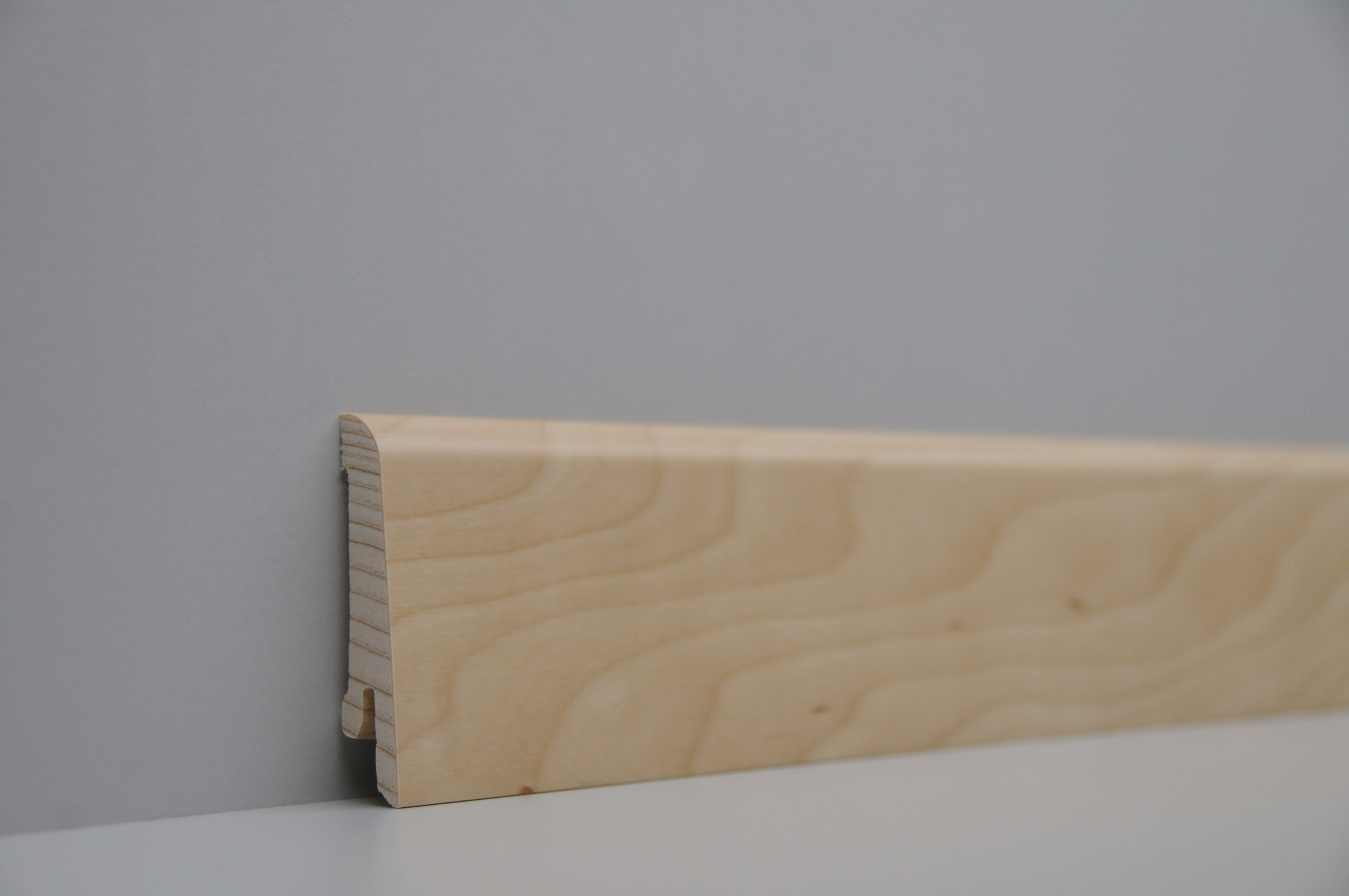 Sockel Höganäs Träprofiler 12X56 Björk Faner 4,0m