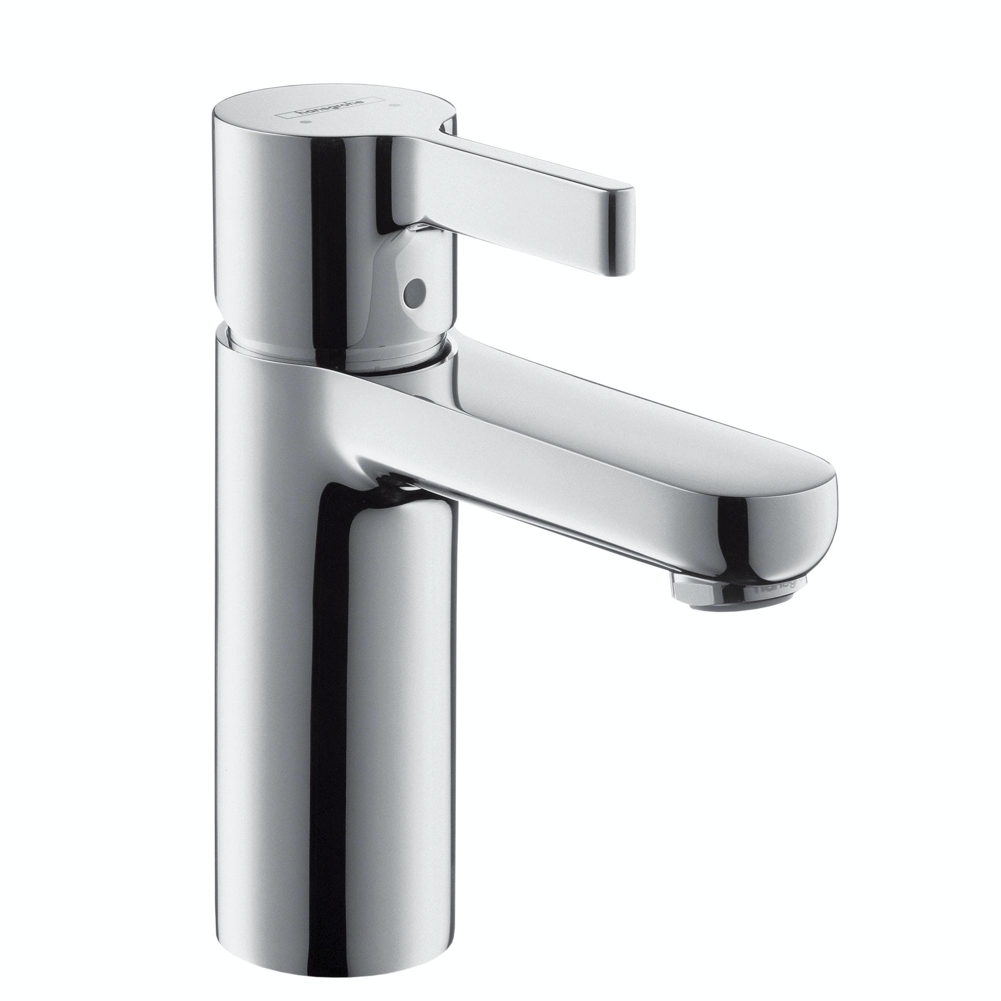 Tvättställsblandare HansGrohe Metris S Krom