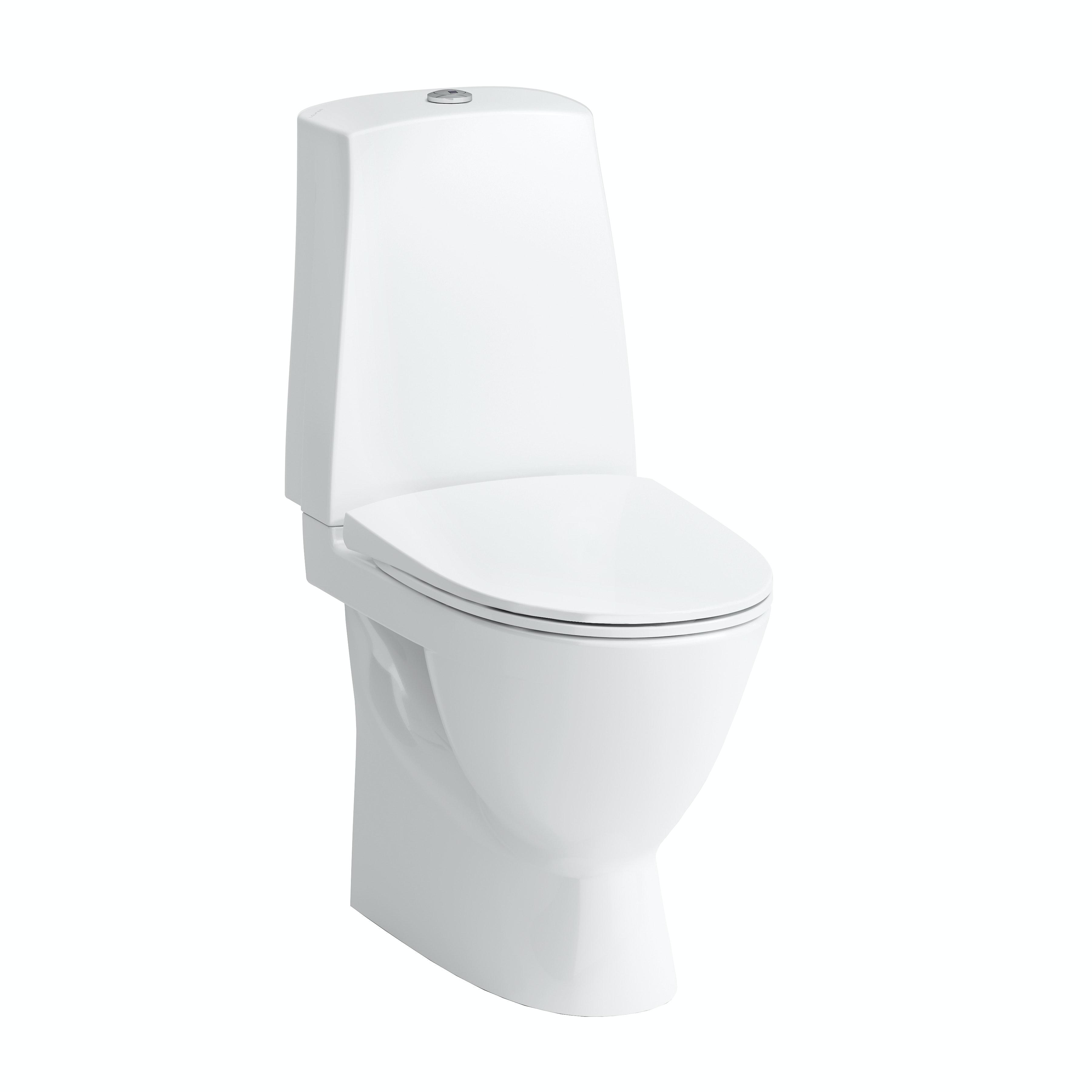 WC-stol Laufen Pro-N dolt s-lås