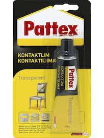 KONTAKTILIIMA PATTEX TRANSPARENT 50G