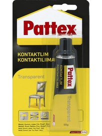 KONTAKTILIIMA PATTEX TRANSPARENT 50G