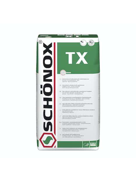 LATTIATASOITE SCHÖNOX TX DR 3788 25KG