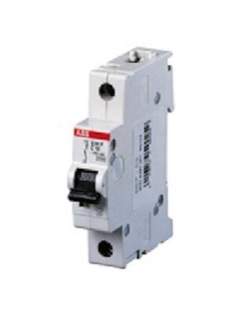 Автоматический выключатель 1P 10А(C) 4,5kA SH201L ABB