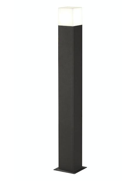 ULKOPYLVÄSVALAISIN LED TRIO HUDSON 420060142 4W E14 IP44 MUSTA 80CM