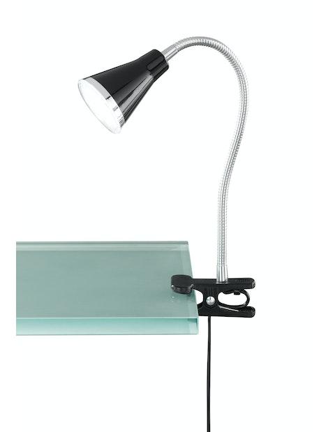 KLIPSIVALAISIN TRIO ARRAS MUSTA R22711102 SMD LED