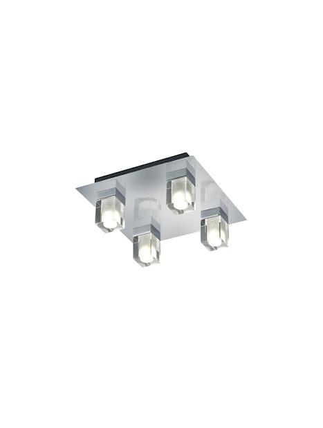 KATTOVALAISIN TRIO H2O LED 681910406 SMD LED IP44