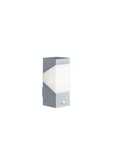 ULKOSEINÄVALAISIN TRIO RIO 221069187 E14 LED IP44 HARMAA