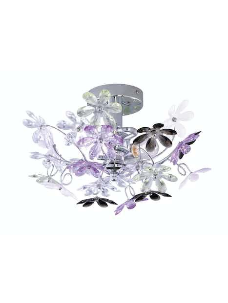 SEINÄVALAISIN TRIO FLOWER R20012017 E14