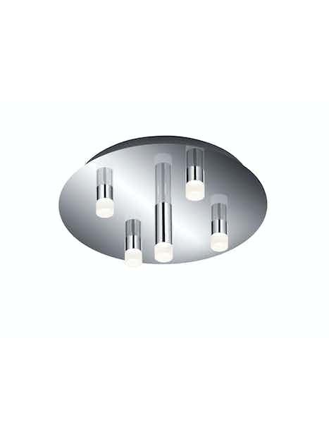 KATTOVALAISIN TRIO ZIDANE 5-OSAINEN 678610506 SMD LED