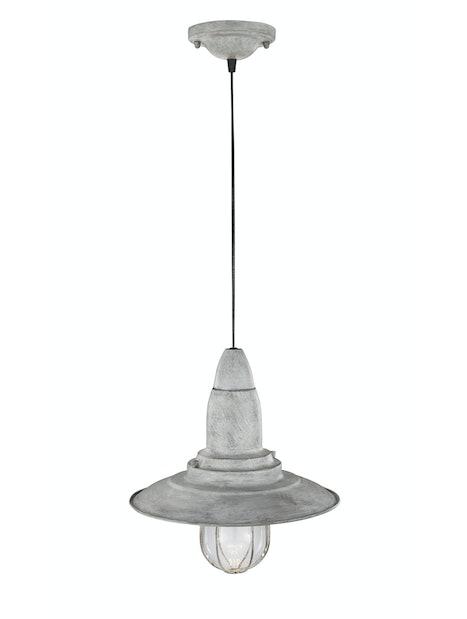 RIIPPUVALAISIN TRIO FISHERMAN VALKOINEN 304500161 E27