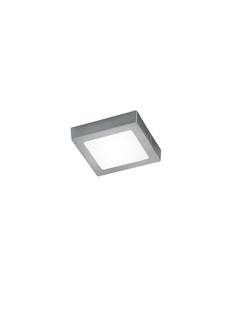 PLAFONDI TRIO ZEUS 657111207 LED 12,5W HARMAA 18CM