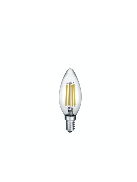 LED-LAMPPU TRIO FILAMENT SWITCH DIMMER 989-4470 E14 KYNTTILÄ 4W 470LM 2700K
