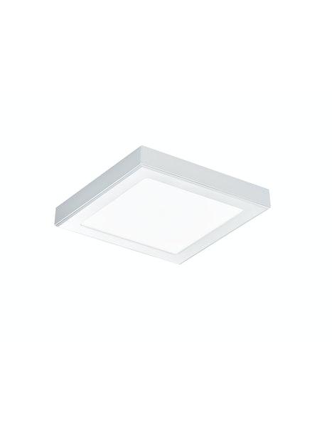 PLAFONDI TRIO RHEA 22X22CM LED VALKOINEN