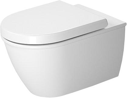Wc-Vägghängd Duravit Starck 3 2227090000 Compact