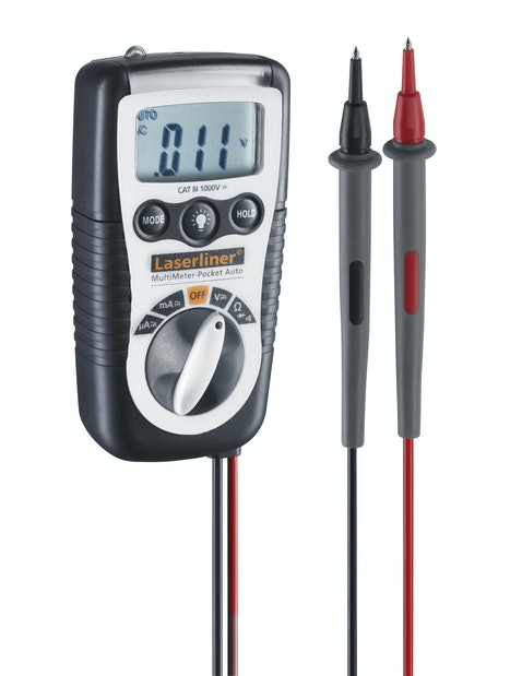 YLEISMITTARI LASERLINER MULTIMETER POCKET