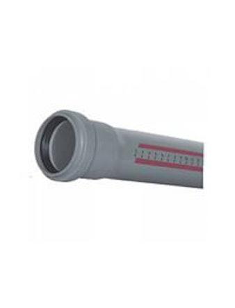 Труба канализационная с раструбом DN40/1500
