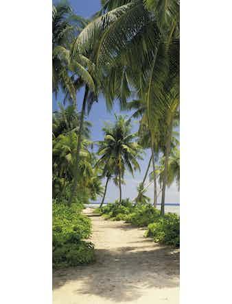 Фотообои KOMAR 2-1313 Way to the Beach 92х220 см