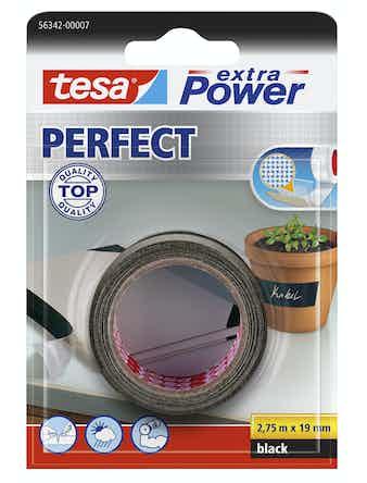 Vävtejp Tesa Ex Power Perfect Svrt 2,75cmX19m