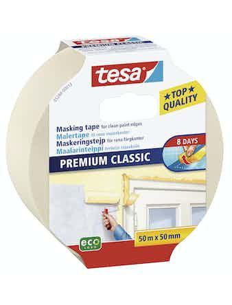 Maskeringstejp Tesa Classic 50mmX50m