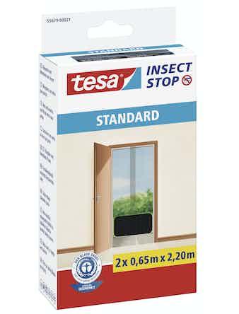 Insektsnät tesa Standard För Dörr Svart