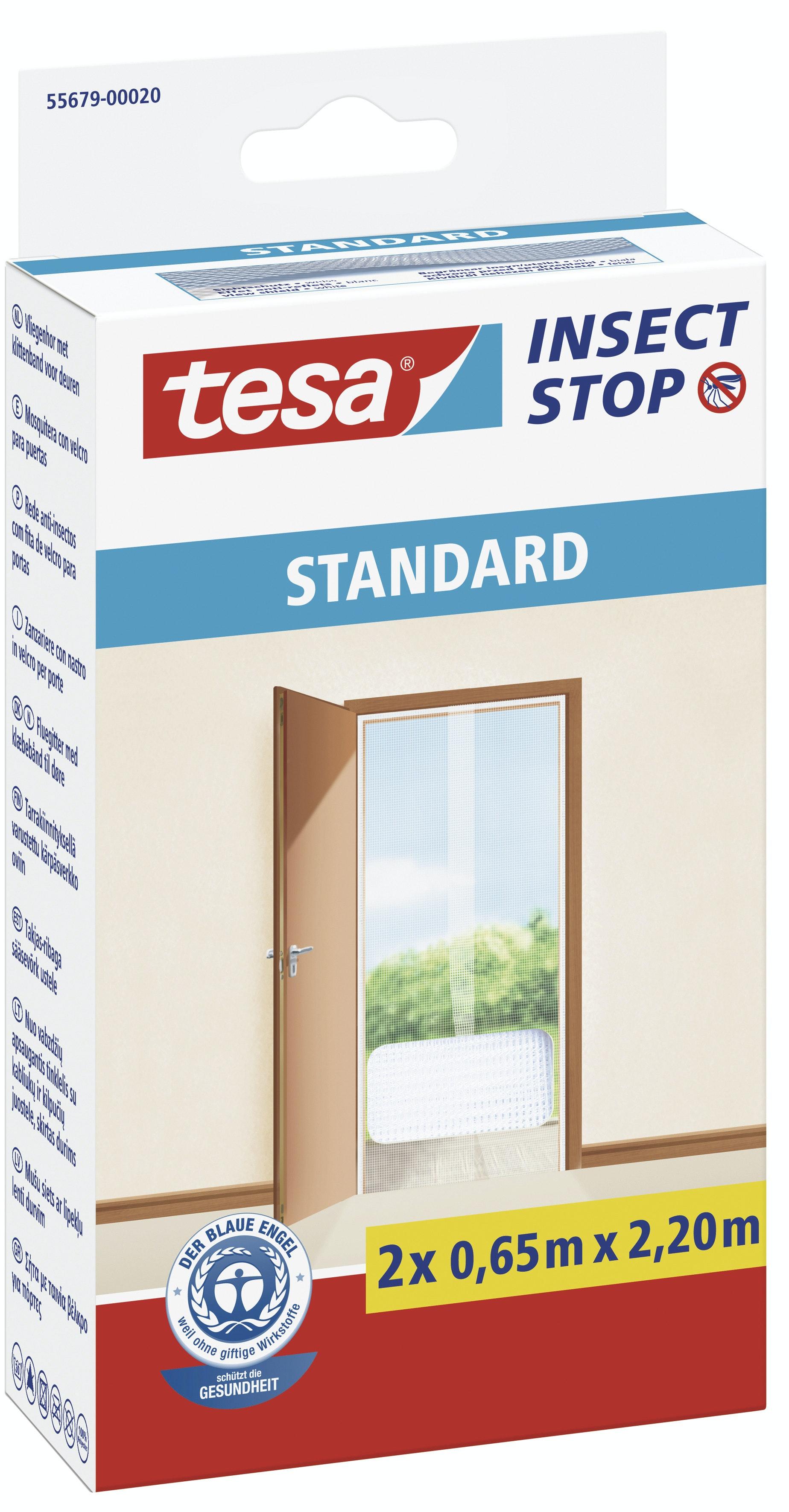 Insektsnät Tesa Standard För Dörr Vit