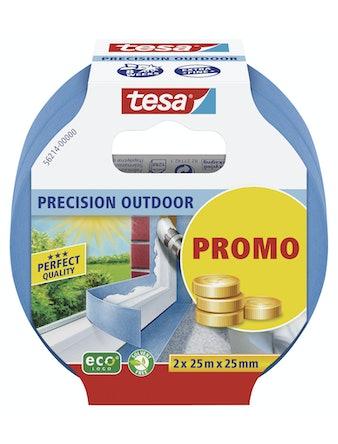 Målartejp Tesa Precision Ute Promo
