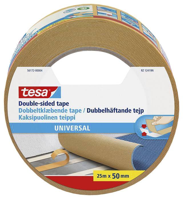 Mattejp tesa® Universal Dubbelhäftande 50mmx25m