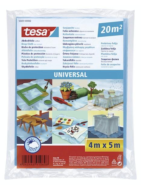 SUOJAMUOVI TESA 56651 4X5M OHUT
