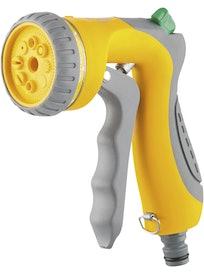 Пистолет-распылитель, 8-режимный, курок спереди, эргономичная рукоятка