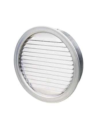 Решетка вентиляционная BLAUBERG Decor 100 9401