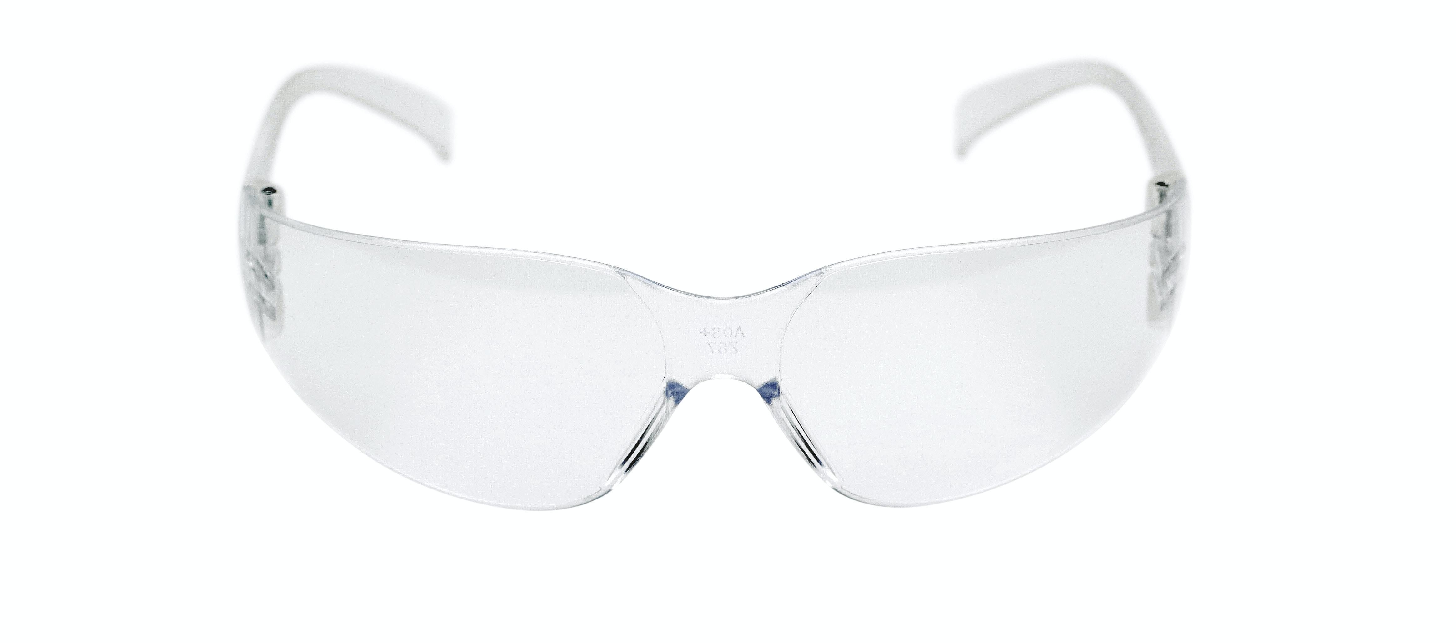 Skyddsglasögon 3M Virtua, Klar