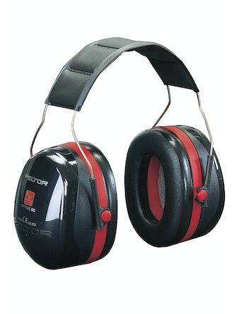 Hörselkåpa 3M Optime 3 Svart H540A411SV
