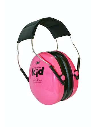 Hörselskydd 3M Peltor Kid Rosa