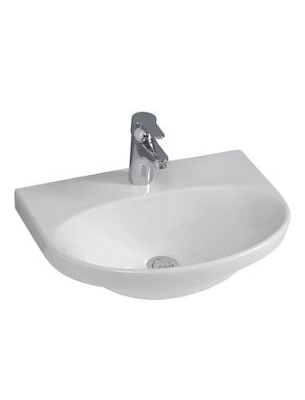 Tvättställ Gustavsberg 5550C+ Nautic Vit