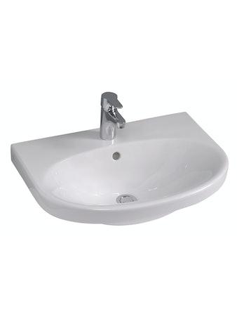 Tvättställ Gustavsberg 5560C+ Nautic Vit